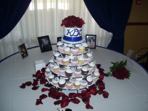 Wedding Cake, Sugarlips Cakery, Arizona